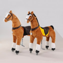 Two Large Horses 44